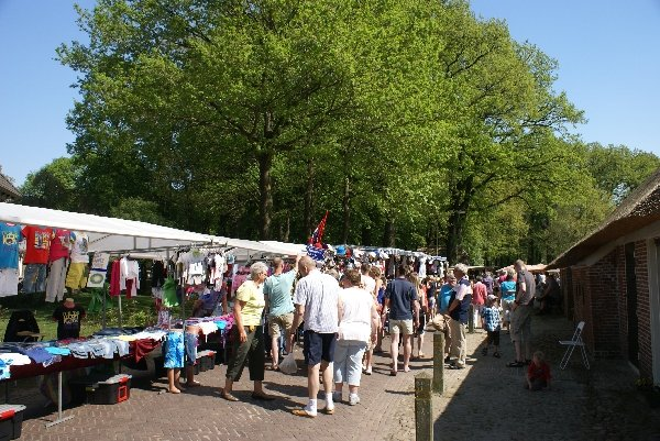 The summer market - every Monday