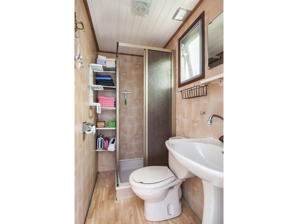 badkamer chalet